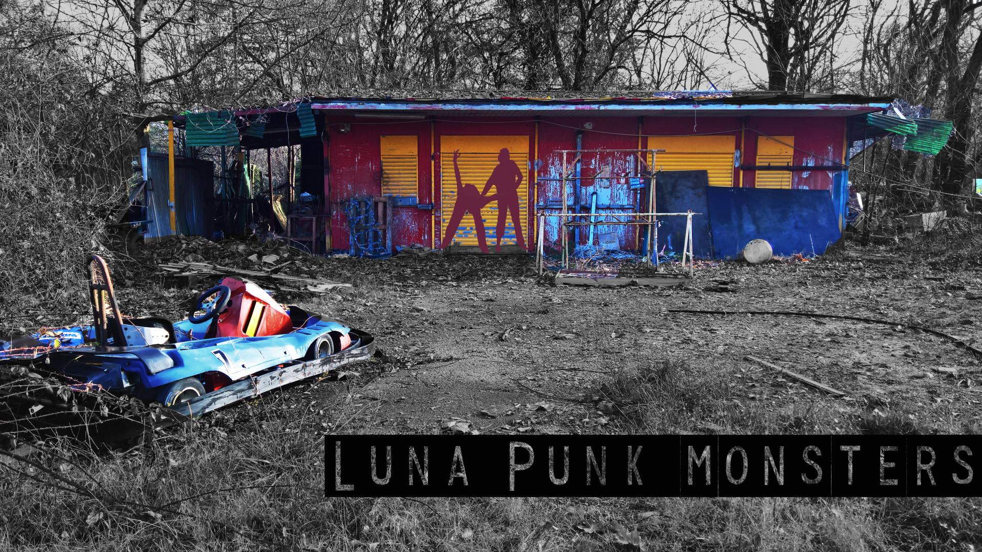 Luna Punk Monsters